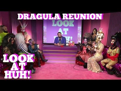 DRAGULA Reunion: LOOK AT HUH! | Hey Qween