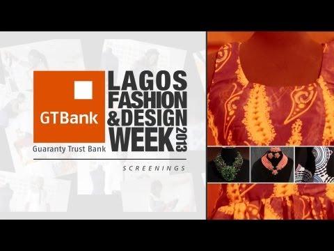 Ndani presents - Guaranty Trust Bank Lagos Fashion & Design Week 2013