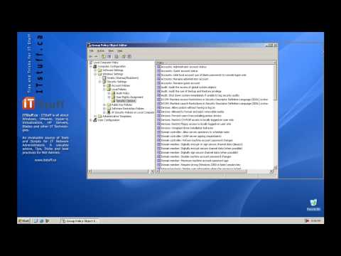 Access Windows Server 2003 Share Without Login Prompt