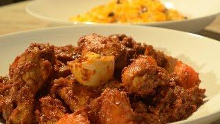 Biryani  - Chicken (Quick and Easy recipe)