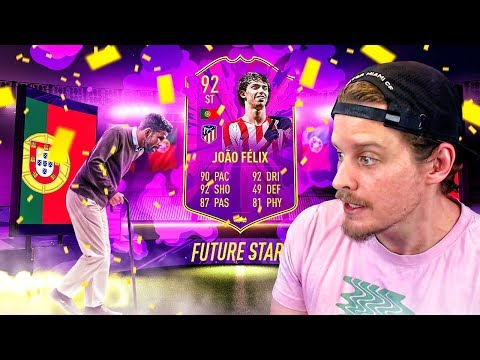 IS HE WORTH 3 MILLION?! 92 FUTURE STARS JOAO FELIX PLAYER REVIEW! FIFA 20 Ultimate Team