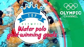 Top Water Polo Gold Medal Goals