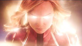 Captain Marvel - Trailer Reaction