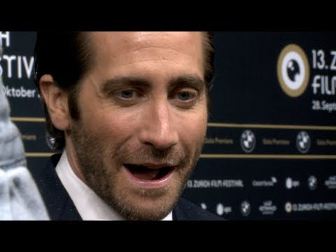 Jake Gyllenhaal Green Carpet Zurich Film Festival