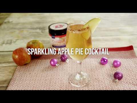 Super Collagen Sparkling Apple Cider