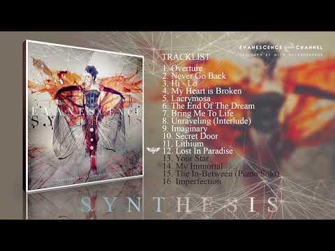 Evanescence: SYNTHESIS (Album Previews)