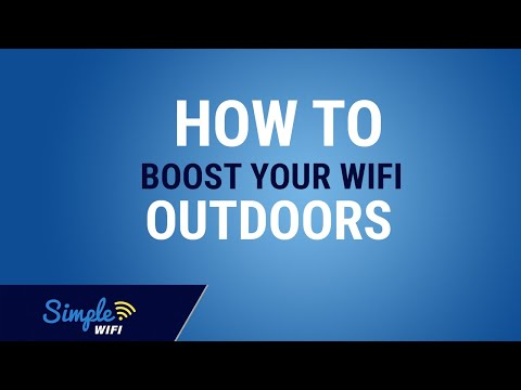 How to boost your WiFi signal outdoors with the PiFi Repeater