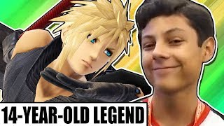 14-Year-Old Smash Bros Prodigy Destroys Me...