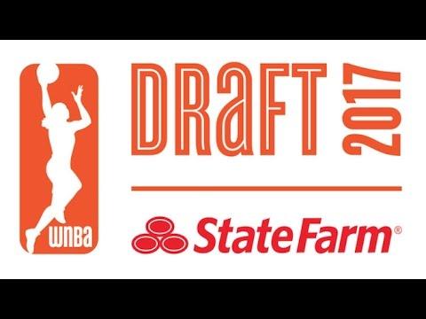 2017 WNBA Draft Conference Call: Rebecca Lobo & LeChina Robinson