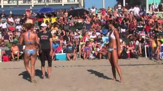 Womens Beach Volleyball Final - Seaside Oregon
