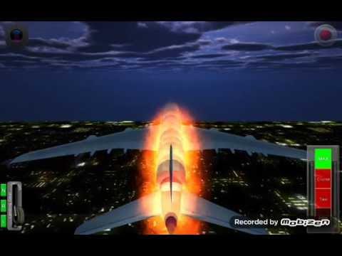 Flight 787 - Advanced - Airbus A380 - [QATAR Airways in distress (Mayday!Fire on board)]