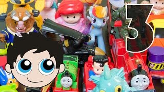 Episode 3: Angry Birds, Doc McStuffins, Disney Princesses, Thomas and Friends, Hot Wheels, DC Comics