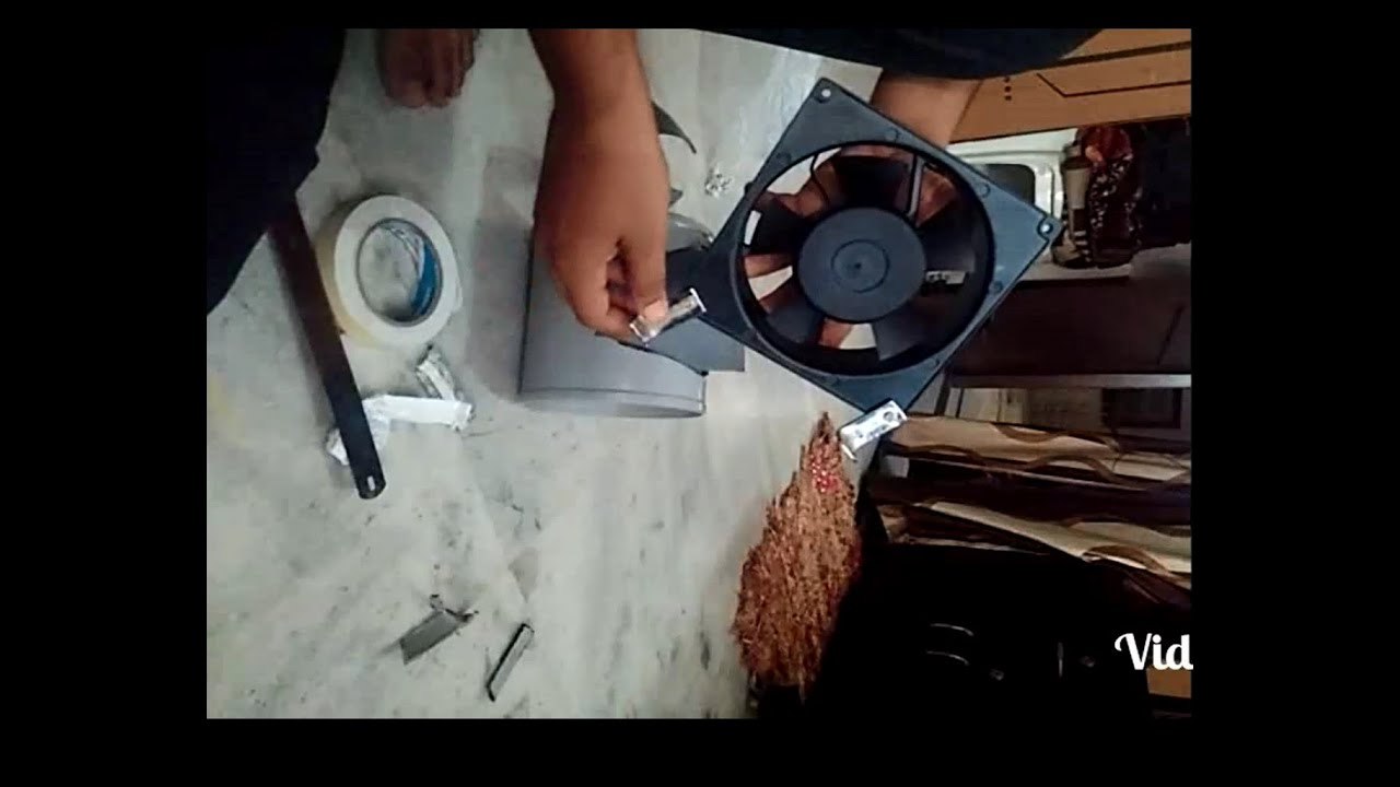 Home Made Kitchen Exhaust Fan India Rs600 and less then