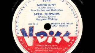 V-Disc 854  Intros by Stan Kenton and Margaret Whiting
