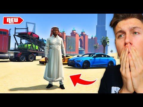 Die *NEUE* DUBAI KARTE in GTA 5!