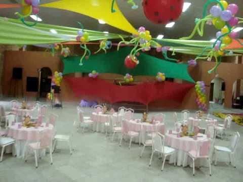 La casita decoraciones frutillita bb centros de mesa mpg - Decoraciones de mesas ...