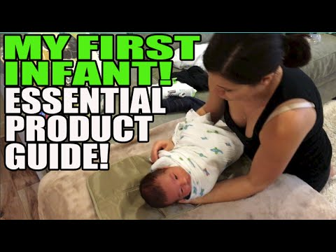 First Time Parents Tips: Essential Product List For Infant Baby! (New Dad Mom Guide)