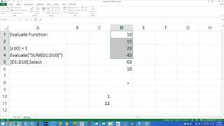 The Ultimate Excel Programmer Course : The EVALUATE Function - Mac-Daddy of all functions