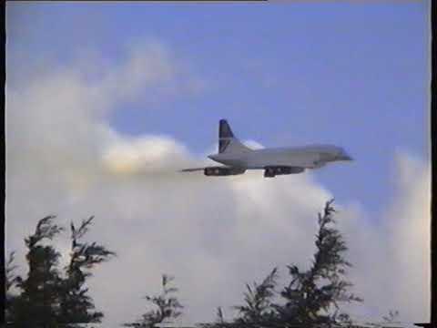 Concorde Take Off.