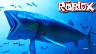 "Dinosaur Simulator - Gigante Marinho Pré-Histórico! ""Leedsichthys"" | ""Roblox"" (#43) (Gameplay/PT-BR)"