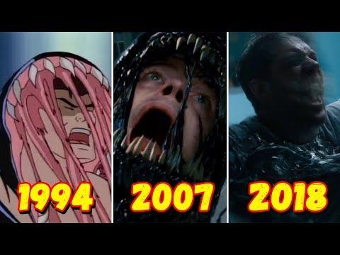 Эволюция Избавления Эдди Брока от Венома (1994-2018)
