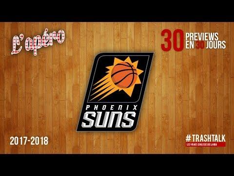 Preview 2017/18 : les Phoenix Suns