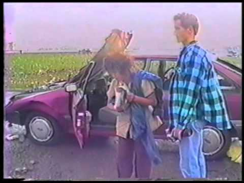 1991 Tornado at McConnell AirForce base and damage at Wineteer Elementary School