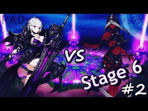 [CLOSERS KR] - Violet SC Solo Tindalos Stage 6 (01.38) #2