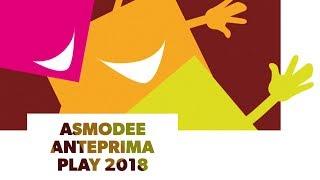 Asmodee - Anteprima Play 2018