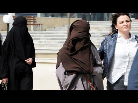 Жены боевиков ИГИЛ