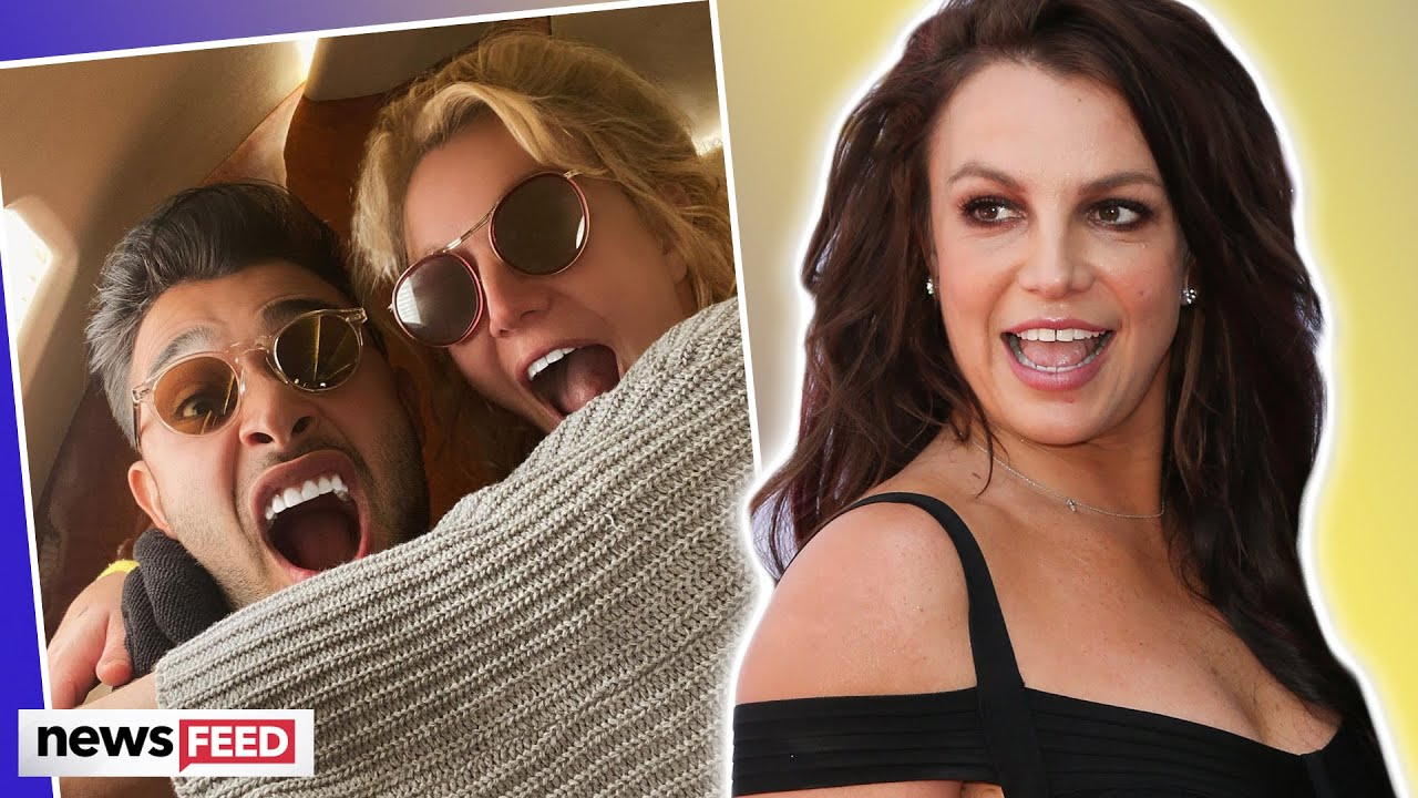Britney Spears Preparing For Baby #3 With Sam Asghari?!?