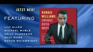 Robbie Williams - Swings Both Ways (official TV Spot)