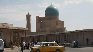 Путешествие в Узбекистан. Бухара, Сентябрь 2016.(, 2016-12-13T15:00:35.000Z)