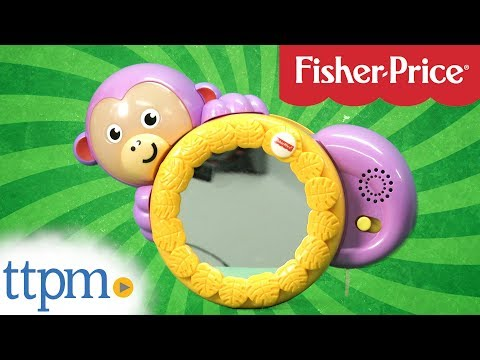 1-2-3 Crawl Along Monkey From Fisher-Price