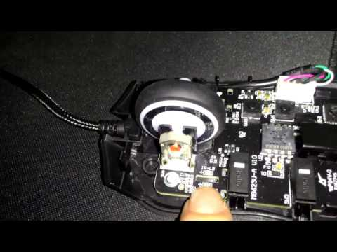 Bàn phím và chuột Fuhlen - Chuột Fuhlen G90, Đập hộp, mở chuột | Foci