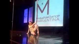 Pole Dance competition final - Miss Pole Dance Argentina & Sudamérica 2013 vid 7