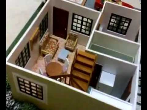 AML Architectural Model Maker (Interior Model Project)