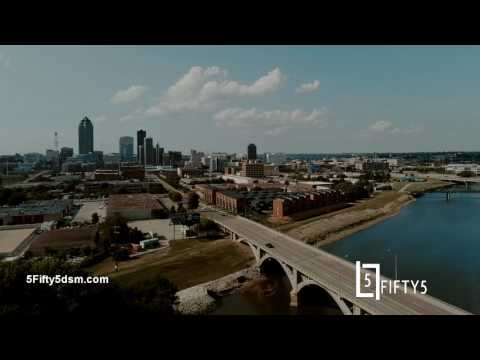 5Fifty5 Townhomes - Great Apartments In Downtown Des Moines