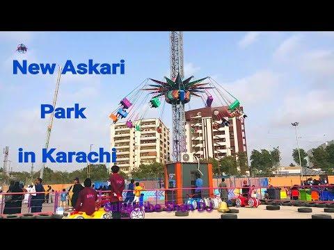 Askari new Park best HD Karachi 2018