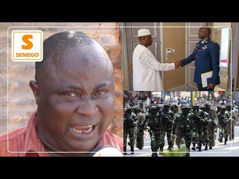 """Ouakam, un ex-militaire en larmes : """"Macky Sall a déshonoré la famille militaire"""" (Senego TV)"""