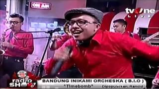 Video Bandung Inikami Orcheska - Timebomb (Rancid Cover) download MP3, 3GP, MP4, WEBM, AVI, FLV Mei 2018