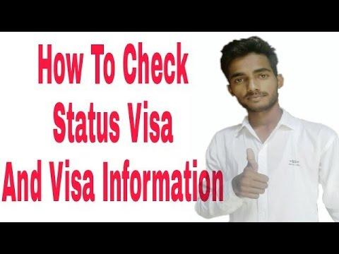 How to check visa status of all countries Hindi Urdu