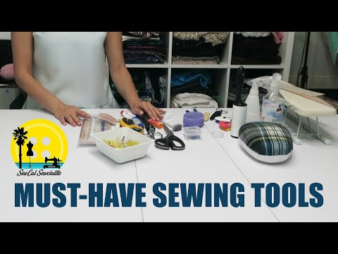 Favorite Sewing Tools & Supplies