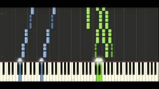 Schubert Sonata in G major, Op. 78, [D 894] No. 2 Andante - Piano Tutorial - Synthesia