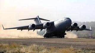 6 самых больших грузовых самолетов в мире