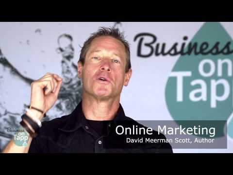 David Meerman Scott, Author & HubSpot Board Member: How Online Marketing Has Changed The Game