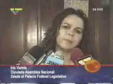 Iris Valera opina