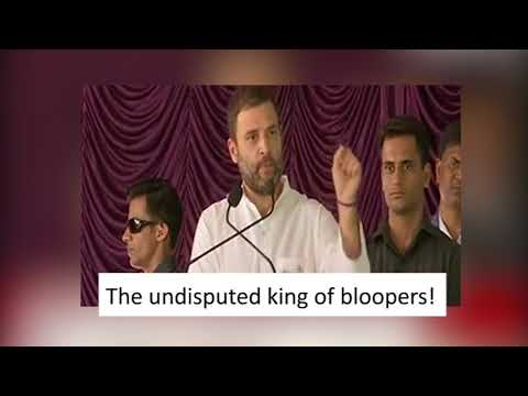 The undisputed king of bloopers!