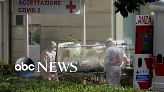 475 deaths in Italy in 24 hours -- the nation's most COVID-19 fatalities in a day | WNT