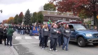 2012 SRU Homecoming Parade